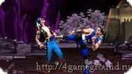 Mortal Kombat Karnage - онлайн вариант МорталКомбата. Жесткий мордобой без компромиссов и перерывов на обед!