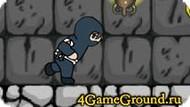 Arcade ninja game