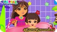 Nanny Dora traveler Game