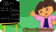 Dora Dress in school Game