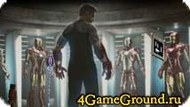 Looking for weapons Iron Man Game