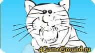 Раскраска про свирепого Тигра