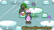 Игра пингвиний ресторан