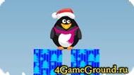 Веселая игра про пингвина