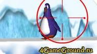 Стреляем пингвинов онлайн