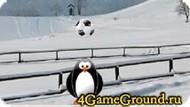 Футбол пингвина