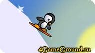 Гонка с пингвином
