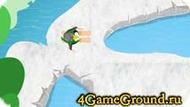 Игра про влюбленного пингвина