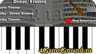 Piano lernen - музицируем прямо на клавиатуре!