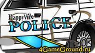 Пазл Полицейская машина