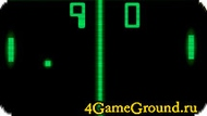 Мультик про игру Понг