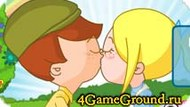 Magic kiss Game