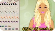 Barbie Princess Dress Game