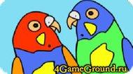 Puzzle parrots