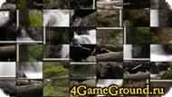 Puzzle vodopad