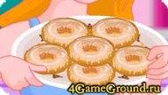Учимся печь пончики