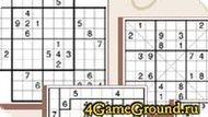 A selection of Sudoku games