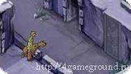 Scooby Doo terror in tikal