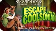 Scooby Doo escape coolsonian