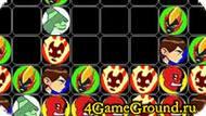 Логическая игра с Бен10