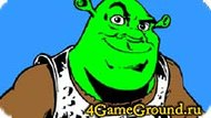Coloring game about Shrek.