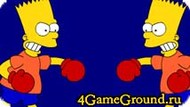 Fighter about Simpsons