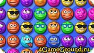 Веселая улыбчивая логическая игра