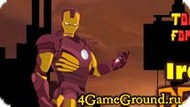 Create Iron Man suit Game