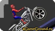SpiderMan Motor Racing