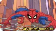 Shooting Spiderman Game
