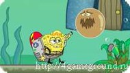 Sponge Bob dirty bubble busters