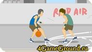 Дворовой баскетбол рулит!
