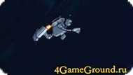Game about flying robot