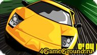Super car road racer
