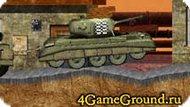 Крутая танковая гонка