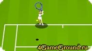 Настоящий теннисный турнир!