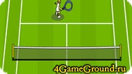 Играем в большой теннис