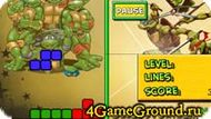Tetris with Turtles Game