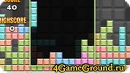 Play the classic Tetris Game