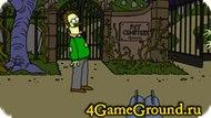 Simpsons zombie