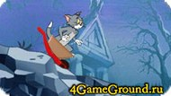 Tom And Jerry Downhil
