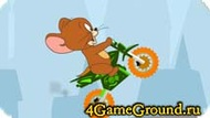 Mad race Jerry and Tom Game