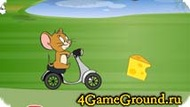 Great race with Tom and Jerry Game