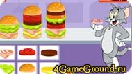 Girls, cook together with Tom and Jerry Game