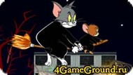 Tom and Jerry Halloween Game