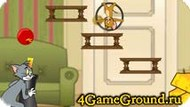 Logical shooter about Tom and Jerry Game