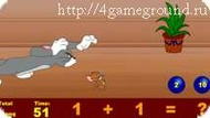 Tom-n-Jerry Math Game