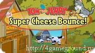 Tom-n-Jerry Super Cheese Bounce