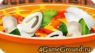 Cooking soup Tom Yam Kung Game