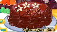 Готовим тортик с шоколадом